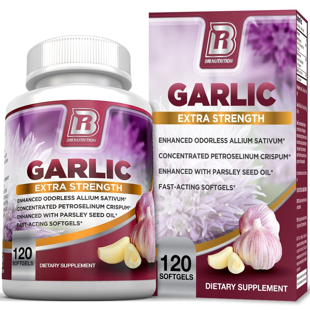 Best Rated in Garlic Herbal Supplements & Helpful Customer