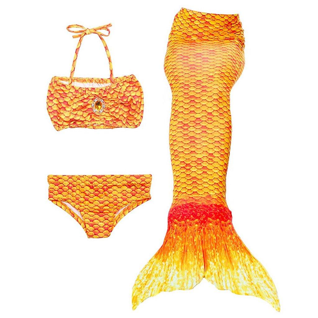 Pettigirl 3PCS Niña Traje De Baño Niños Cosplay Ropa Bikini: Amazon.es: Ropa y accesorios