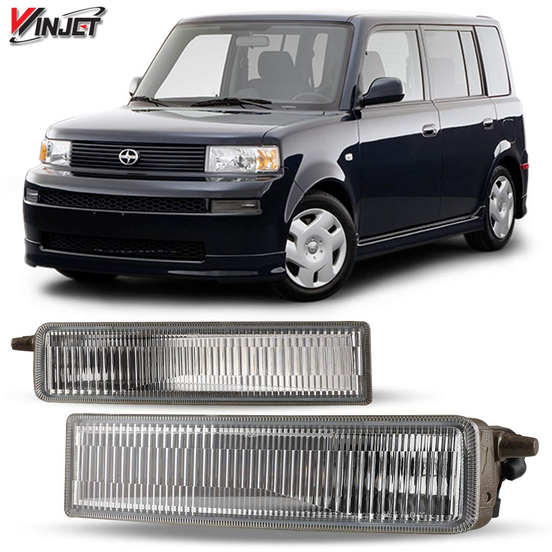 Amazon Winjet WJ30 0068 09 OEM Series For 2003 2006 Scion XB Clear Lens Driving Fog Lights Switch Automotive