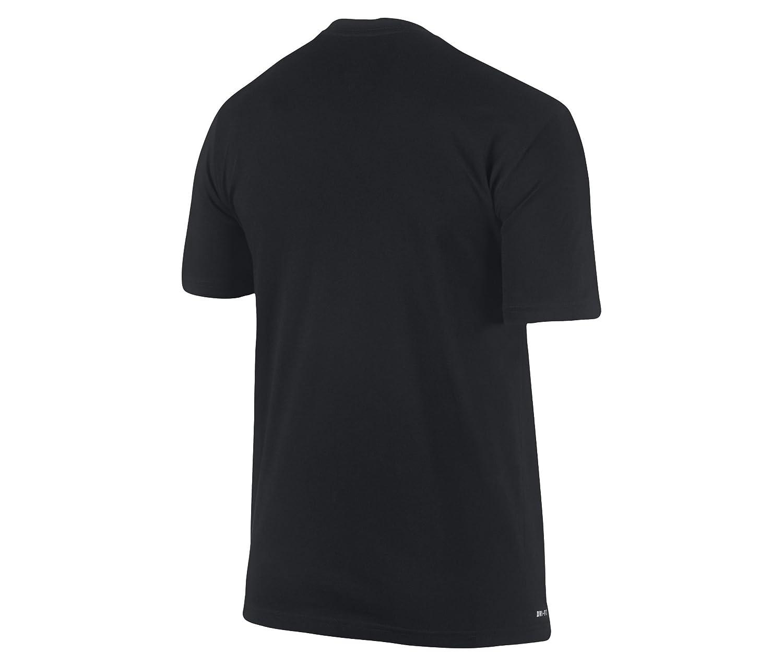 Nike Men s Kevin Durant KD 35 OKC Tee Shirt Black Jade at Amazon Men s  Clothing store  e8e9f245a