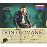Mozart: Don Giovanni, Opera in English
