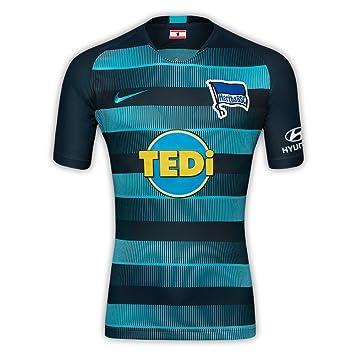 best loved 070d3 a61ff Hertha BSC Auswärtstrikot 18/19: Amazon.de: Sport & Freizeit