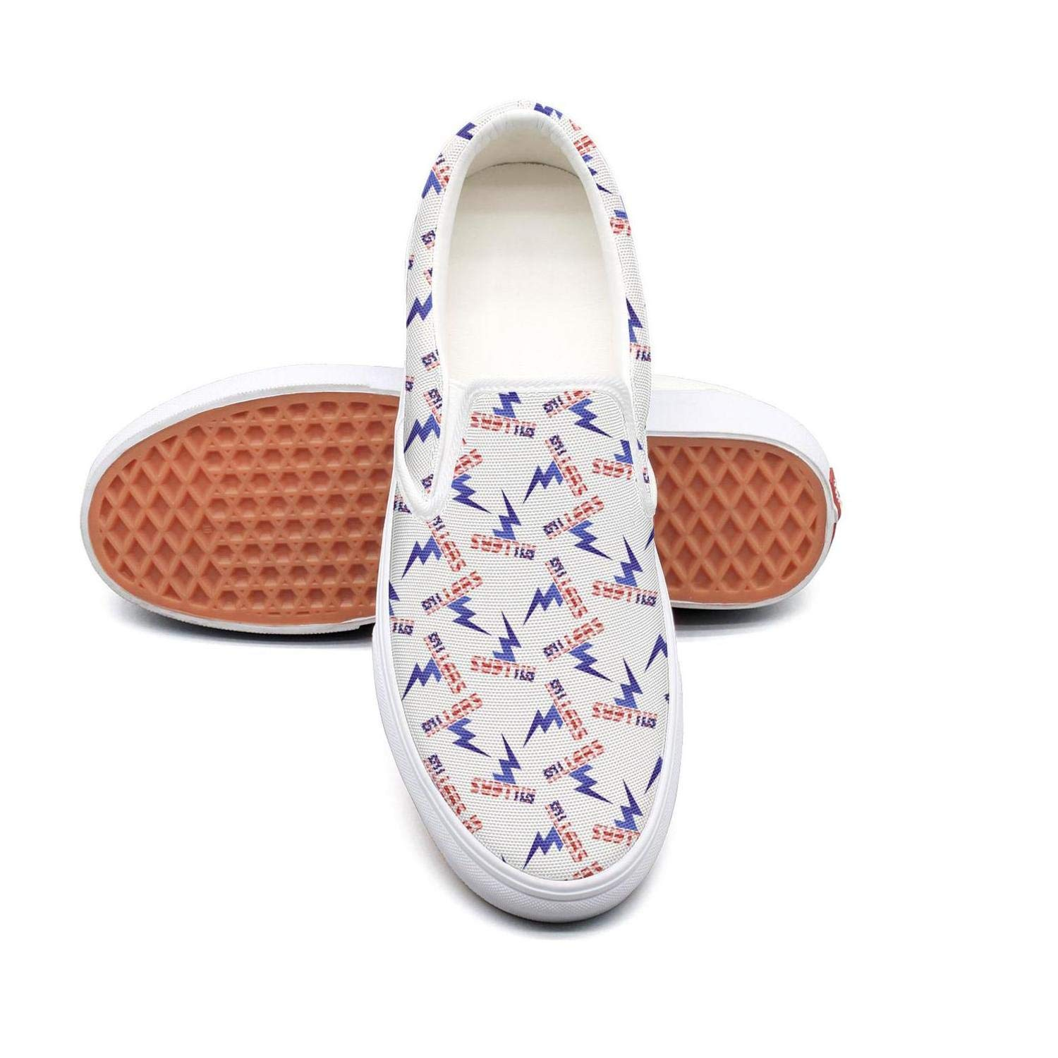 Uxsqjkndx Women Awesome Slip-on Sneakers Canvas Shoes