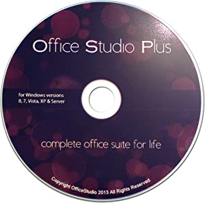 OfficeStudio Plus Suite -Editor/Creator for all MS Office, Project, Visio & PDF