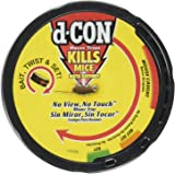 D-Con No View, No Touch Mouse Trap (6 pack)