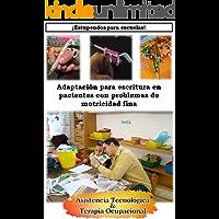 Adaptación para escritura en pacientes con problemas de motricidad fina: ¡Estupendos para escuelas!