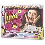 Soy Luna - Cojín secreto con conector de mp3 (Giochi Preziosi YLU25000)