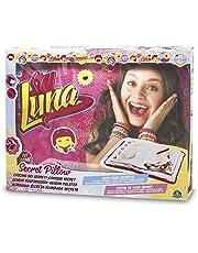 Giochi Preziosi - Soy Luna Cuscino dei Segreti Secret Pillow con Amplificatore