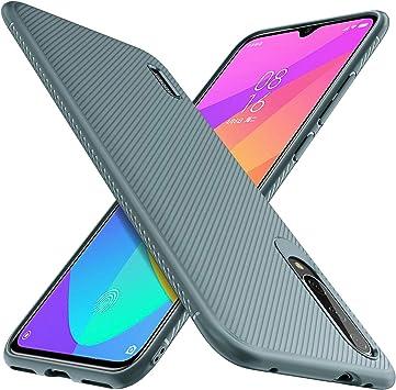 iBetter para Xiaomi Mi 9 Lite Funda Suave y Duradera, Funda de TPU ...