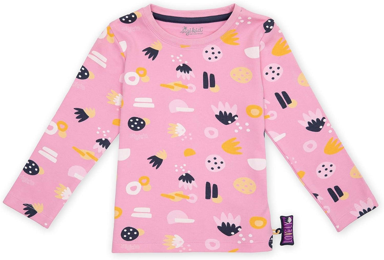 M/ädchen Langarmshirt aus Bio-Baumwolle Sigikid Mini