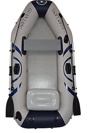 7,6 m hinchable barco con Multi de cámaras de aire y aire de ...