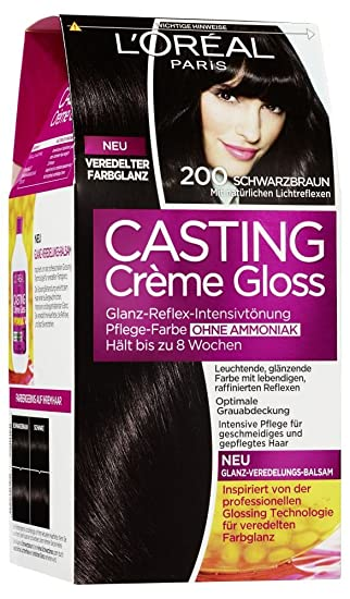Loréal Paris Casting Crème Gloss Glanz Reflex Intensivtönung 200