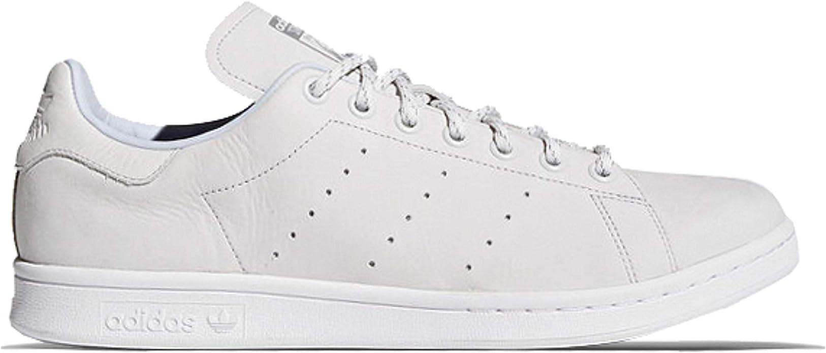 adidas Mens CQ3007 Stan Smith Wp White