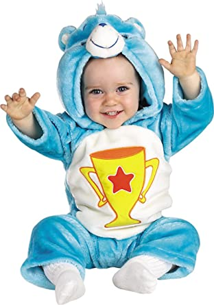 Care Bears Ch& Bear Costume (Size 3-12 months)  sc 1 st  Amazon.com & Amazon.com: Care Bears: Champ Bear Costume (Size 3-12 months): Clothing