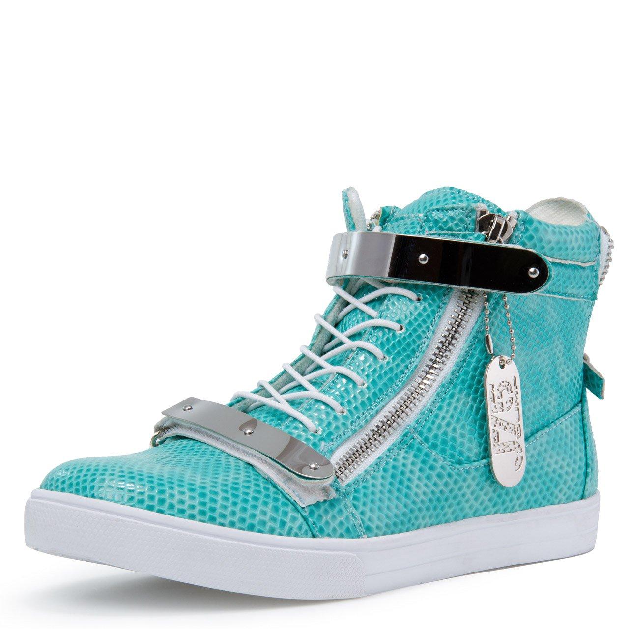 Aqua JUMP Mens Zion Sneaker