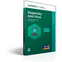 Kaspersky Lab Anti-Virus 2017 - 3 Device/1 Year/[Key Code] (includes 2015 Award)
