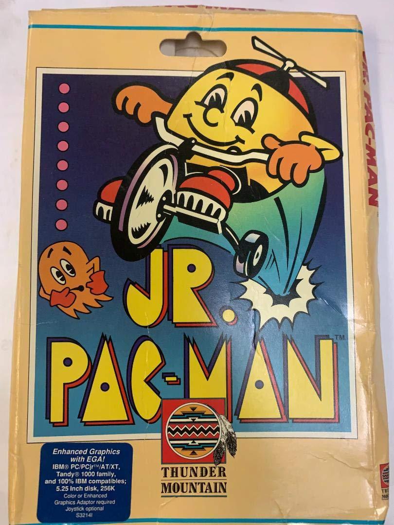 Jr. Pac-Man - Commodore 64