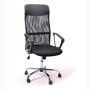 office chair comfortable. super comfortable office chair in black high back