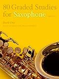 80 Graded Studies for Saxophone, Book 1