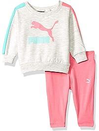 b648d3baf PUMA Girls Girls' Fleece and Legging Set Sweatshirt
