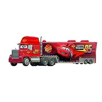 """Dickie Toys 203089030 """"Cars 3 - Turbo Mack Camión Final Race RC Vehículo"""