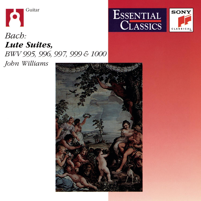 Bach:Lute Suites, Vol. I