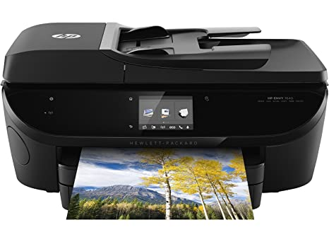 HP ENVY 7640 e-All-in-One Printer - Impresora multifunción ...
