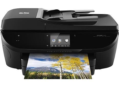 HP ENVY 7640 e-All-in-One Printer - Impresora multifunción ...