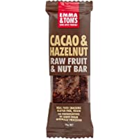 Emma and Tom's Cacao and Hazelnut Raw Fruit and Nut Bar 35 g x 12