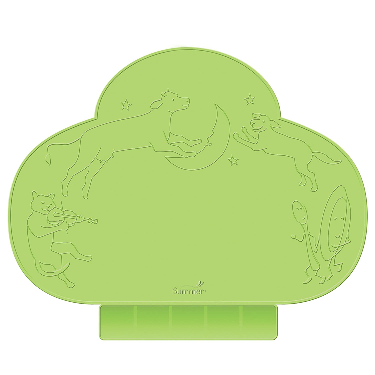 Summer Infant Tiny Diner Portable Placemat, Green 70964