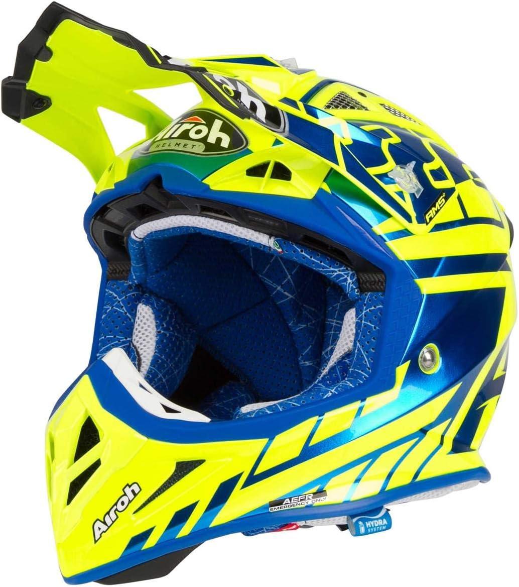 Mejor casco Motocross Airoh