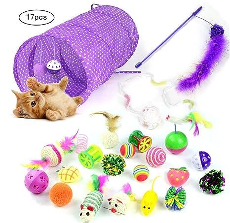 Amazon.com: Yangbaobao Juego de juguetes interactivos para ...