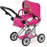 Bayer - Maxi Pink, carrito de juguete para muñecas, 3 en 1(13929