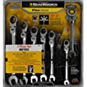 GearWrench 7-Pc. Metric Wrench Set