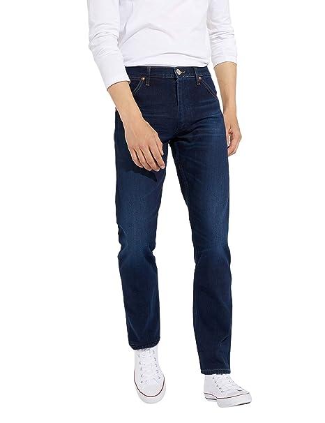 Wrangler Men's Indigood Icons 11Mwz Western Jeans: Amazon.it