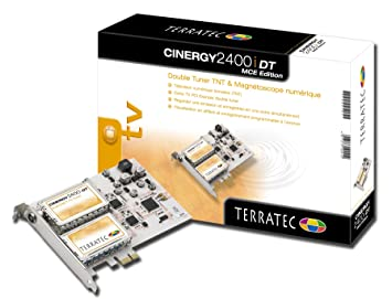 Driver for Terratec Cinergy 2400i DT TV Tuner