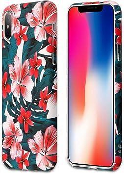Eouine Funda iPhone XS Funda iPhone X Case Fundas para Movil Apple