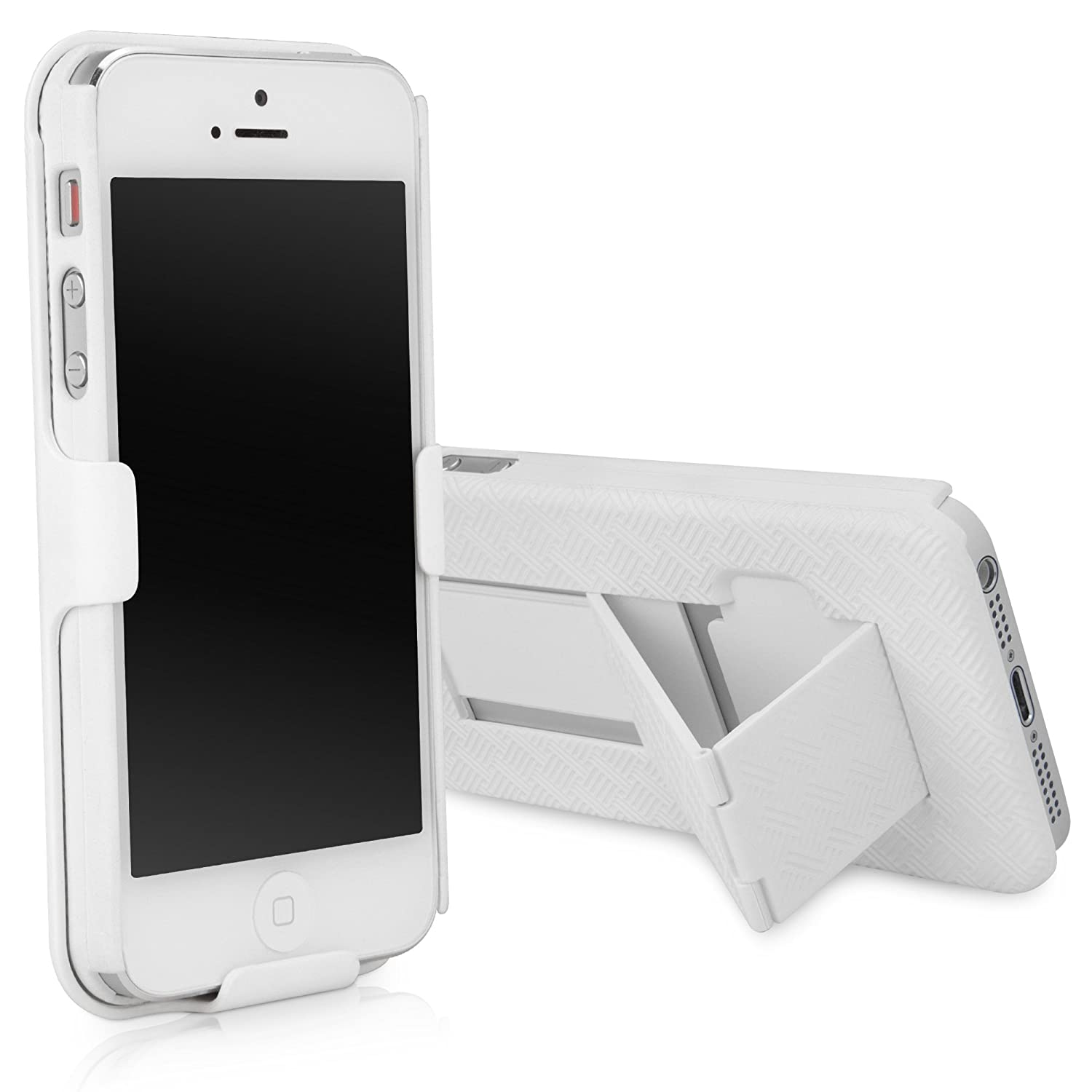 iPhone se Funda, BoxWave® [Dual + Holster Funda con Bono ...