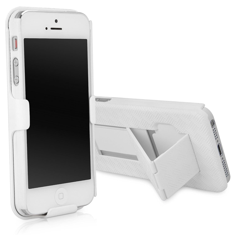 iPhone se Funda, BoxWave® [Dual + Holster Funda con Bono ...