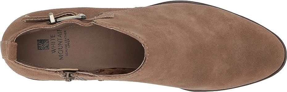 WHITE MOUNTAIN Shoes Santiago