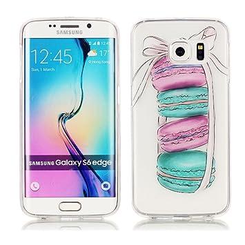 Samsung Galaxy S6 Edge Carcasa, Dynamic Flowing Liquid ...