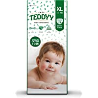 Teddyy Baby Easy Extra Large Diaper Pants (Pack of 28)