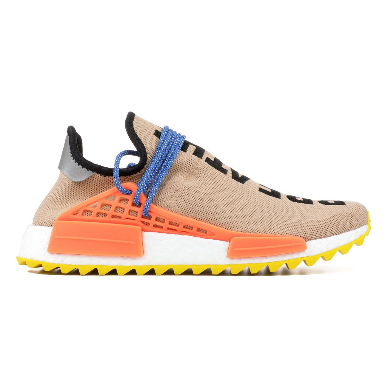 e110fc931 Amazon.com  Men Women Human Race Sneaker Real Boost Casual Breathable  Lightweight Mesh Shoes  Clothing