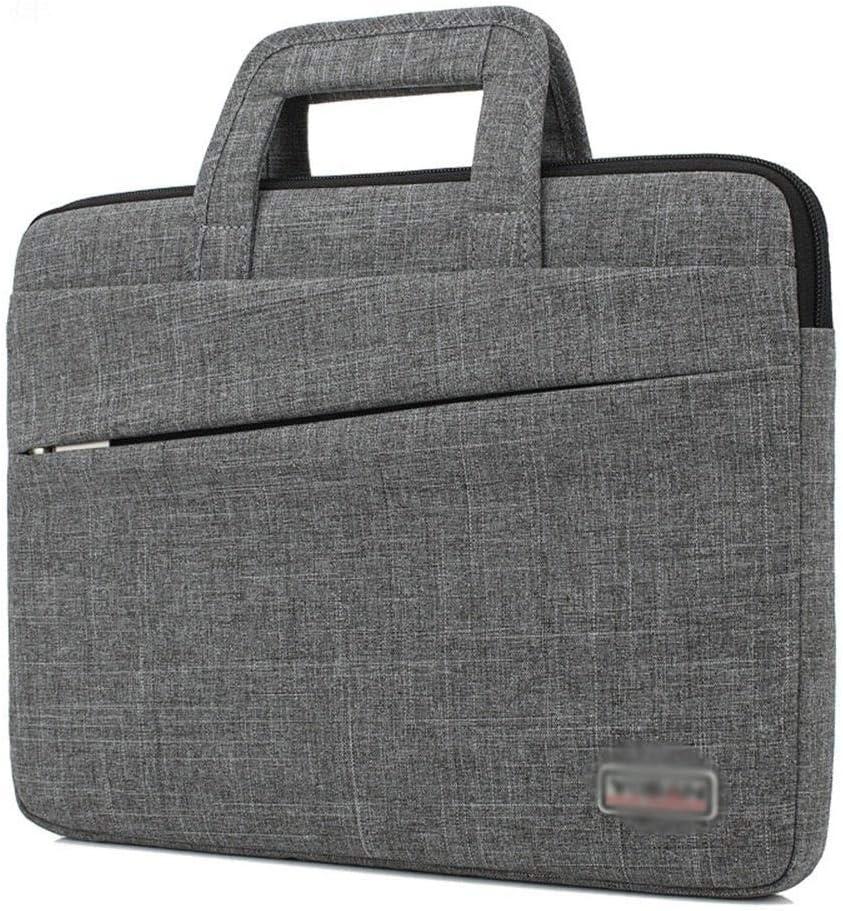 Color : Black, Size : 15.6-inch JTKDL Briefcases for Men Women Bags Laptop Bag Computer Tablet Bag Travel Business Handbag