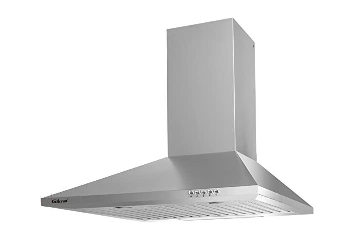 Gilma Lucido Stainless Steel Chimney