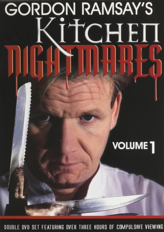 amazon com gordon ramsay s kitchen nightmares volume 1 british