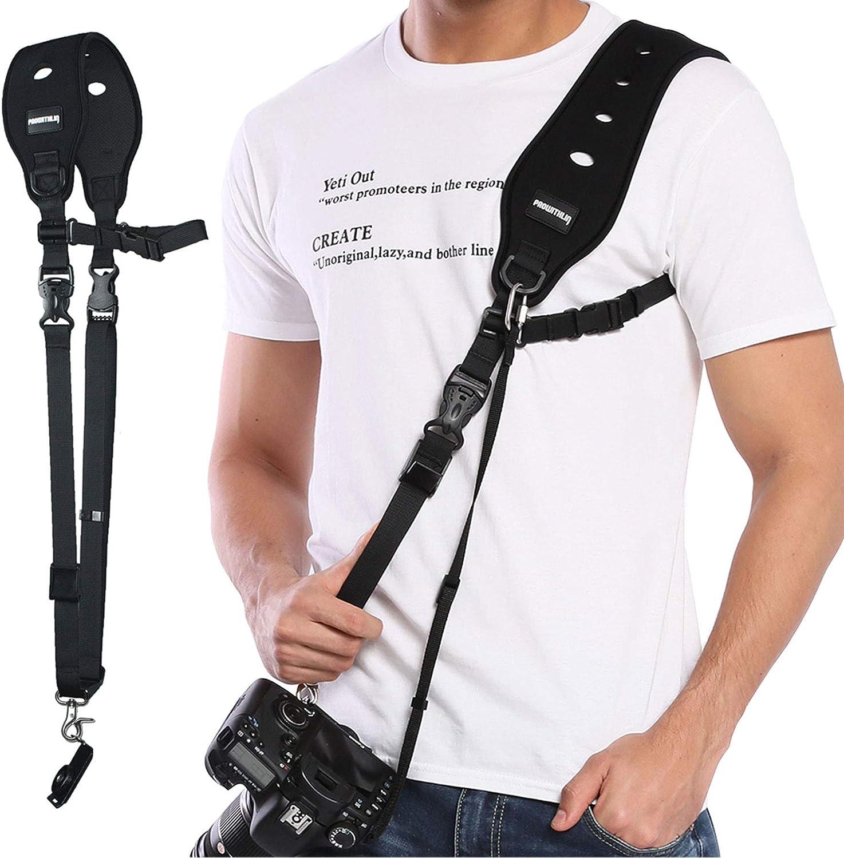 Prowithlin Kamera Gurt Schultergurt Mit Sicherheits Kamera