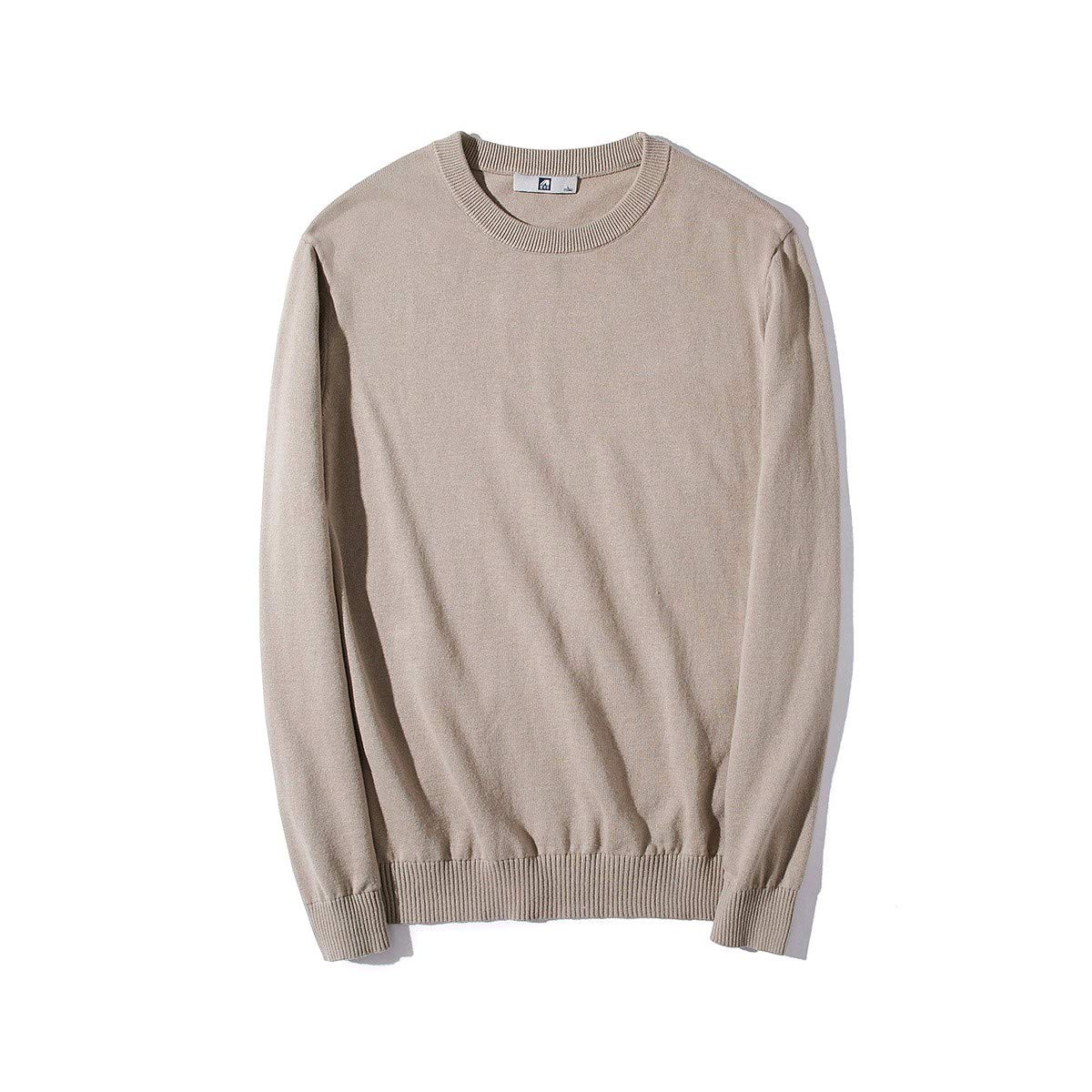 YUNY Mens His and Her Juniors Colortone Knitting Tshirt Sweater 4 S