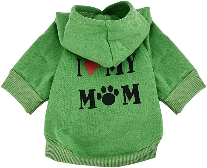 Howstar Pet Clothes, Puppy Hoodie Sweater Dog