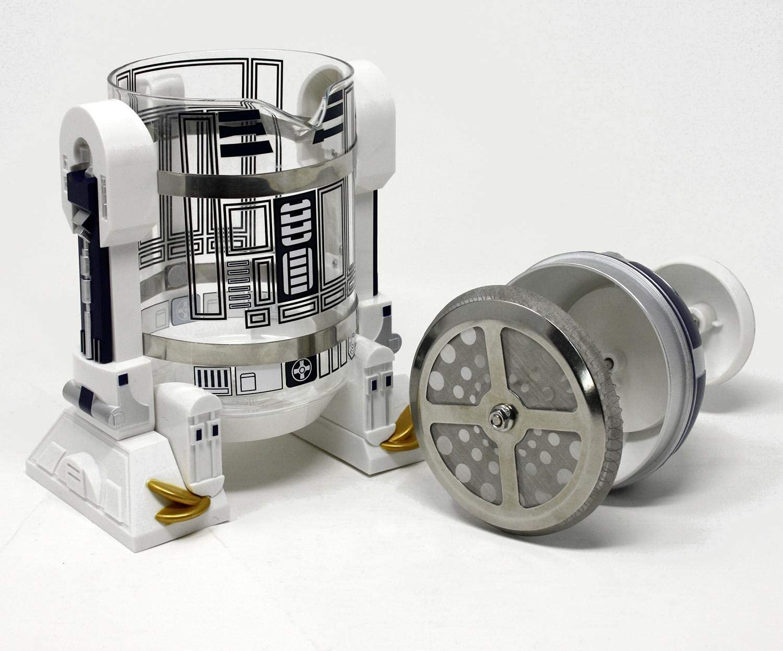 Star Wars R2 D2 French Press - Cafetera: Amazon.es: Hogar